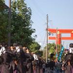 維新勤王隊列-2012